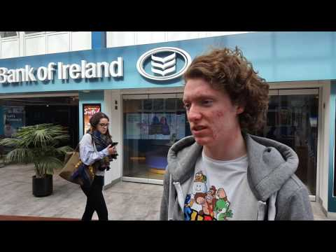DCU students discuss the cost of car insurance
