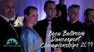 Boca Ballroom Dancesport Championships 2019 I Trailer
