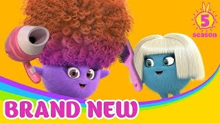 SUNNY BUNNIES - Sunny Stylists | BRAND NEW EPISODE | Season 5 | Cartoons for Children