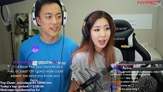 Fuslie most viewed Twitch clips of All Time