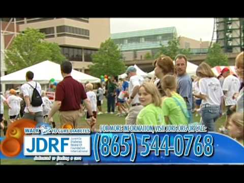 2009 JDRF Walk To Cure Diabetes Knoxville, Tennessee