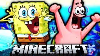 Minecraft SPONGEBOB zu BESUCH?!