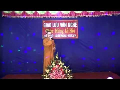 HÁT CHÈO CONG CHA NGHIA ME  Thay Hai TB   mp4