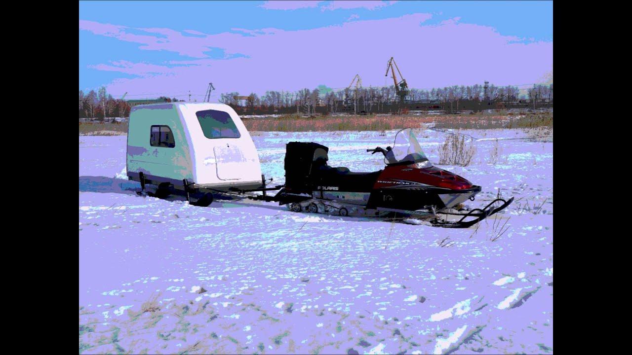 Рыболовный Реверсивный кораблик Санки инструкция по сборке - YouTube