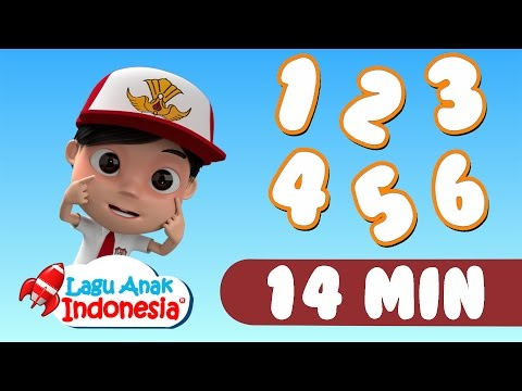 Lagu Berhitung Satu Dua Tiga | Lagu Anak Indonesia | Lagu Anak Islami Terpopuler