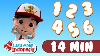 Download Lagu Berhitung 123 - Lagu Anak Indonesia - Nursery Rhymes - أغنية الأرقام