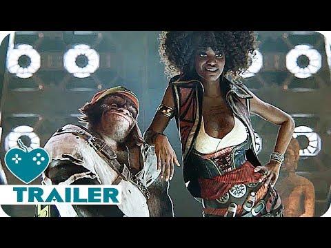 BEYOND GOOD AND EVIL 2 Trailer (2018) E3 2017