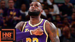 Los Angeles Lakers vs New Orleans Pelicans Full Game Highlights | Feb 23, 2018-19 NBA Season
