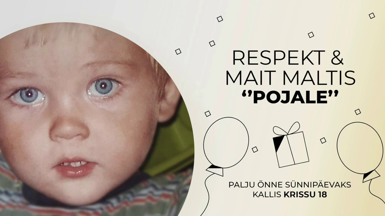Respekt feat. Mait Maltis - Pojale