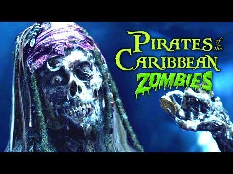 Pirates of the Caribbean: Dead Men Tell No Tales (ZOMBIE EDITION)