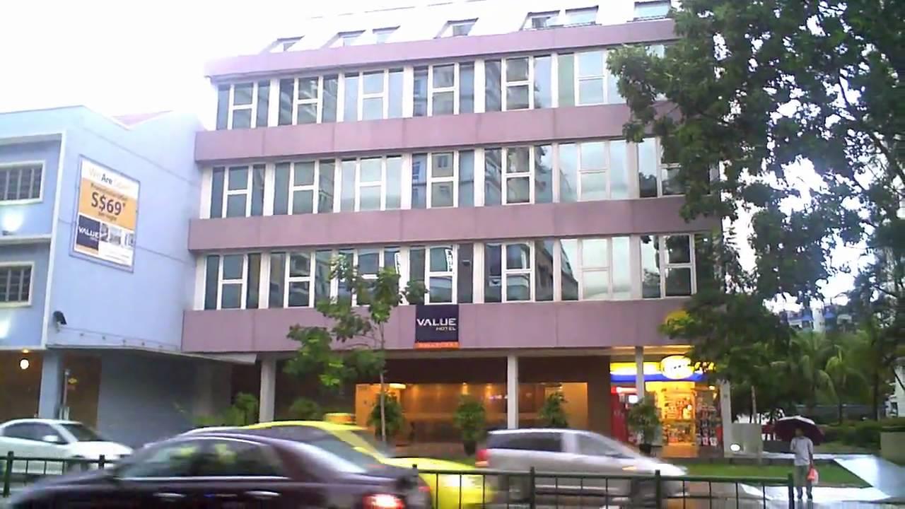 Singapore Video Value Hotel Balestier