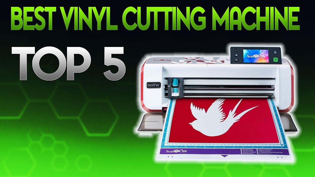 Best Vinyl Cutting Machines in 2019 - Vinyl Cutting ...