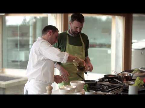 Thyme Food School & Fishy Tales with Tim Dowling - April 2013 | Food & Restaurants | Harrods