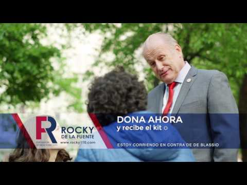Rocky De La Fuente - Empowering the Latino Vote in NYC