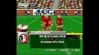 NCAA GameBreaker 2001 PlayStation Gameplay_2000_08_08_4