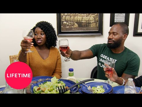 Married at First Sight: Jasmine and Will Aren't Physical...Yet (Season 8) | Lifetime