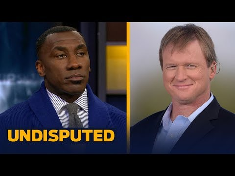 Skip and Shannon on a report Jon Gruden could make $10 million a year in Oakland | UNDISPUTED