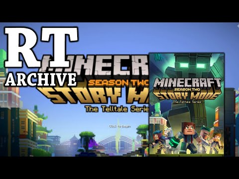 RTGame Archive:  Minecraft: Story Mode S02