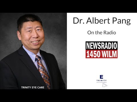 Dr. Albert Pang featured on the radio in Delaware - 2/1/14