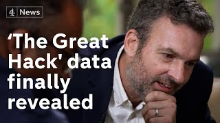 The Great Hack's David Carroll finally sees his Cambridge Analytica data