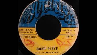 THE PARAGONS - Quiet Place [1968]