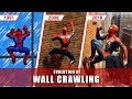 Spider-Man Games - Evolution of Wall Crawling/Climbing in 28 Years (1990-2018)