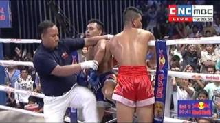 Khmer Boxing, CNC Boxing, រឿងសោភ័ណ្ឌ Vs.ពេជ្រសីហា, 18 June 2016