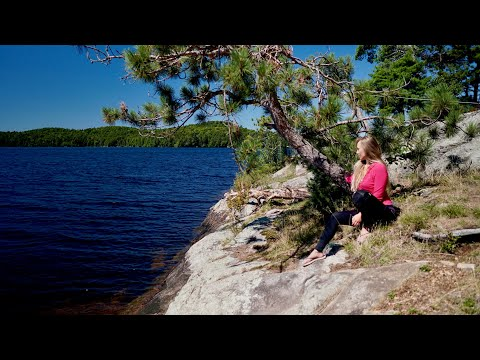 Lake Opeongo Backcountry Camping Algonquin Park