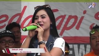 Download Lagu live NEW MAHKOTA  sebuah janji AMCO mp3