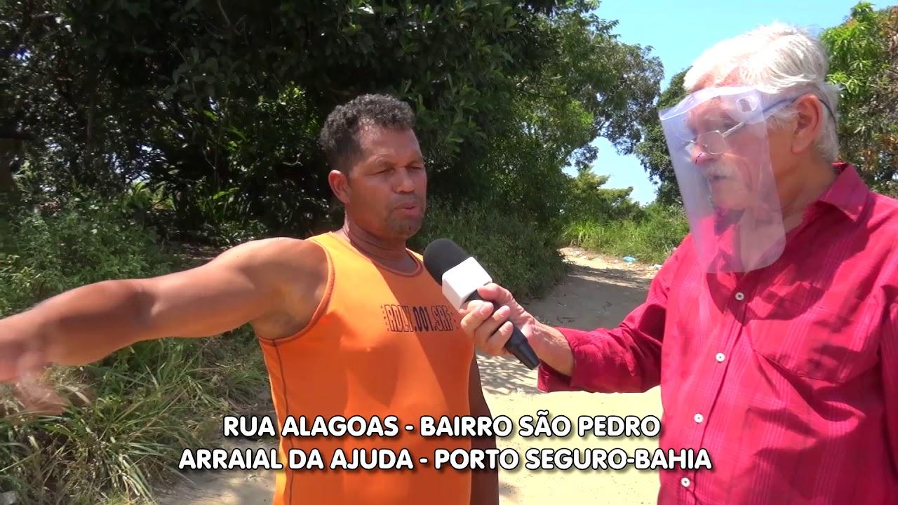 Bairro São Pedro - Arraial da Ajuda - Porto Seguro - Bahia