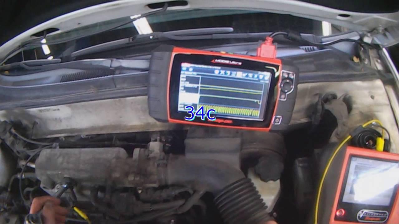 Hyundai Elantra 2 0L P0113