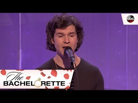 Lukas Graham Performs Love Someone - The Bachelorette