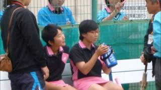 2015 中野中 ソフトテニス部 卒業