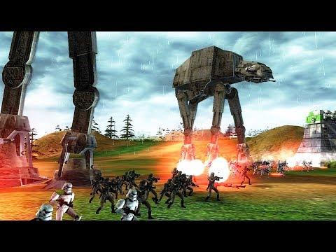 Star Wars Awakening of the Rebellion - (Alpha 2.7 - First Look)