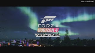 Forza Horizon 4 Fortune Island - First 12 Minutes of Gameplay