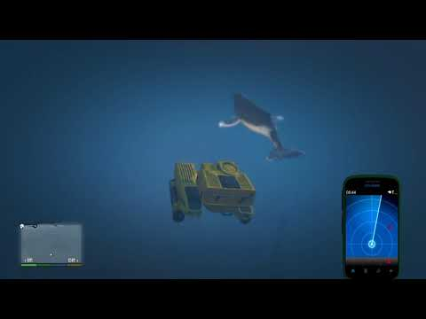 Grand Theft Auto V_deep-sea whale hunting