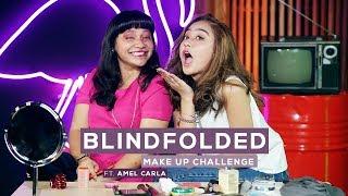 SALSHABILLA #CHALLENGE - (Collab with Amel Carla) BIKIN AMEL KAYAK JENG KELIN!!