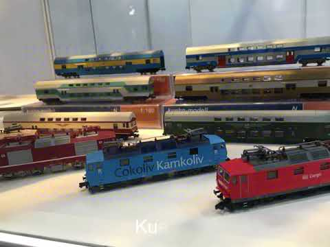 Leipzig 2017 Spur N Scale News DR