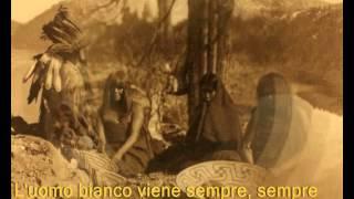 """Discorso Del Grande Capo Delle """"Teste Piatte"""" Charlot... 1876... Meditiamo Su Chi e Cosa Siamo..."""