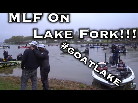 Live From MLF Bass Pro Tour Lake Fork: Fish Lyfe Podcast!!!