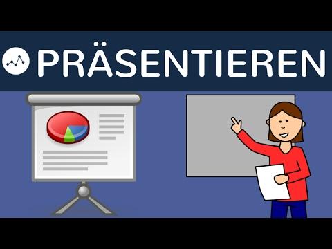 Präsentieren & Referate - Tipps und Vorschläge für Vorträge und Präsentationen vor anderen Leuten