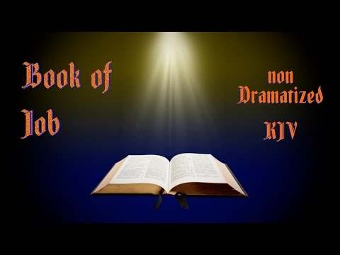 Job KJV Audio Bible with Text