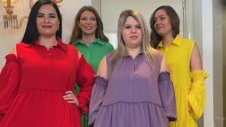 Женская одежда оптом из Турции Большие размеры Wholesale women clothing Plus size DARKWIN