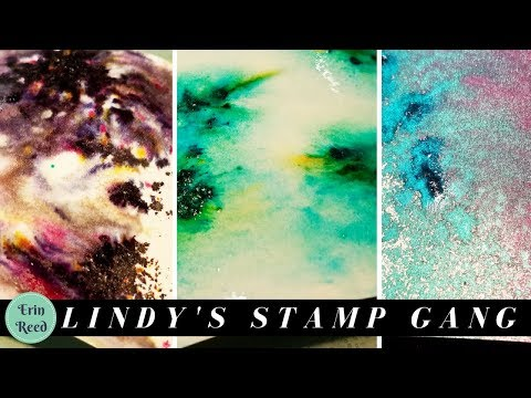 Lindy's Stamp Gang Demo at Pinners