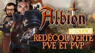 Albion Online #34 : Redécouverte PVE et PVP (Best-of)