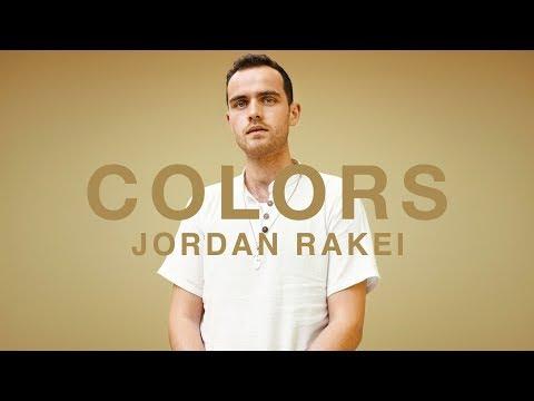 Jordan Rakei Wildfire  A Colors Show