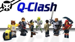 Overwatch Type Of Game in Roblox?!? ▼ Q-CLASH ROBLOX ▼ Part 1