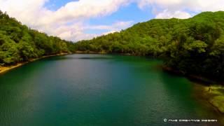 """Heart Lake"" 豊似湖"