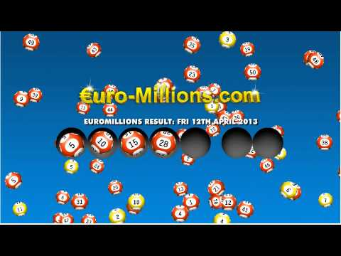 euromillions friday result - photo #45