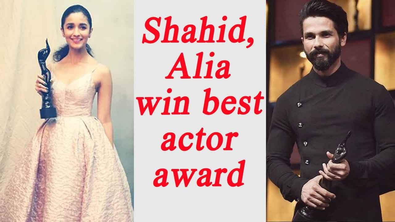 Image result for shahid kapoor iifa awards 2017